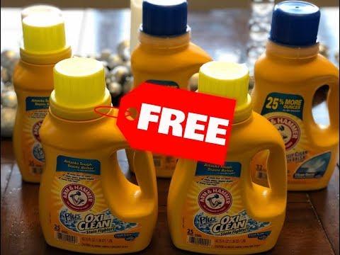🚨Get Your Free Detergents 🚨