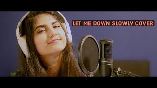 Alec Benjamin - Let Me Down Slowly (Live Cover)