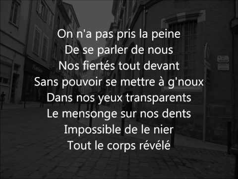 Zaz - Le Long De La Route (Lyrics / Paroles)