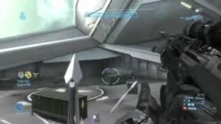 Halo reach Montage- Warrior(ITS A JOKE)