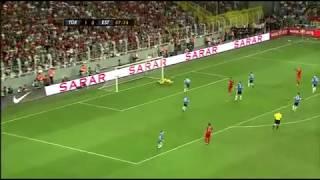 Türkiye 3-0 Estonya (2014 Dünya Kupası Elemeleri)