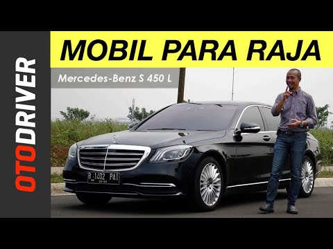 Mercedes-Benz S 450 L 2018 Review Indonesia   OtoDriver