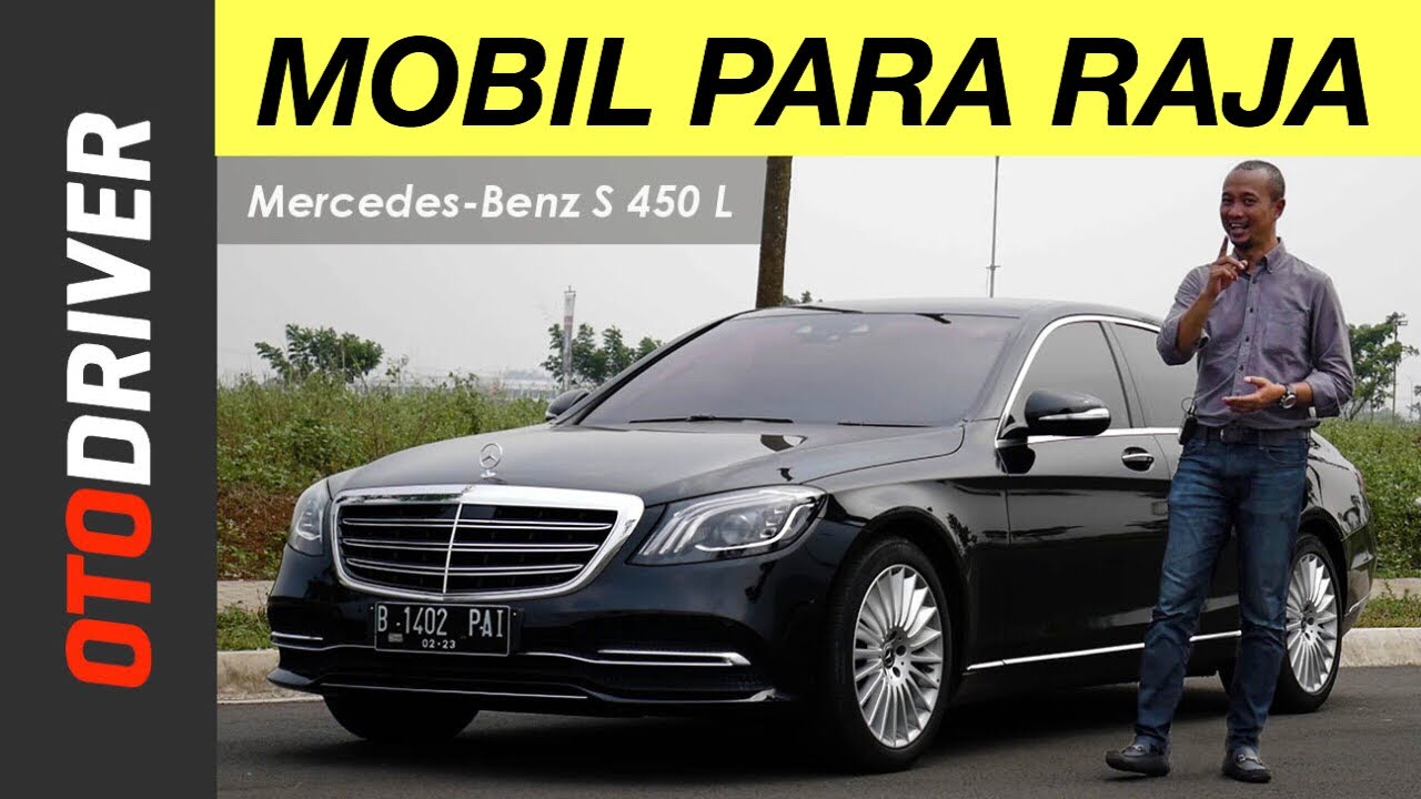 Mercedes Benz S 450 L 2018 Review Indonesia Otodriver Youtube