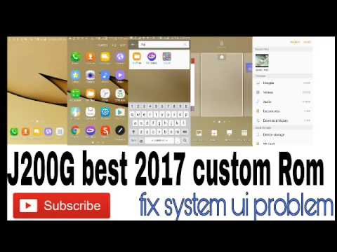 how to fix mobile system ui stop working