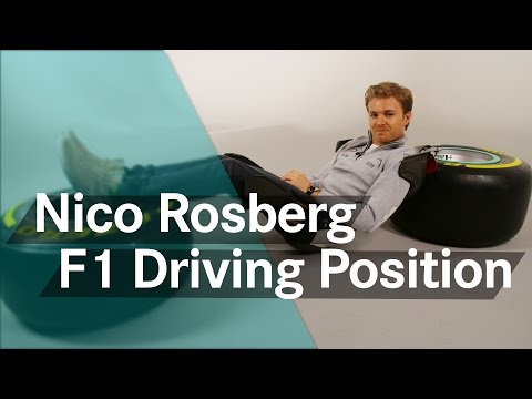 F1 explained: Nico Rosberg's driving position!