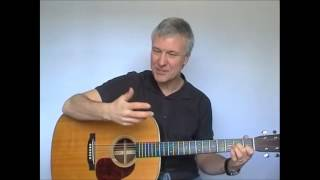 St James Infirmary Blues - Guitar Lesson