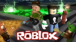 Roblox Apocalypse Rising-Zombie Survival gameplay!