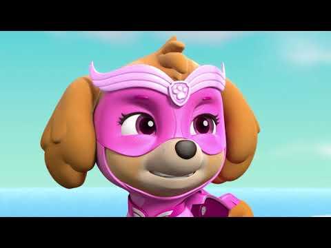 La Pat' Patrouille : Mighty Pups, la Super Patrouille   Stella   NICKELODEON JUNIOR