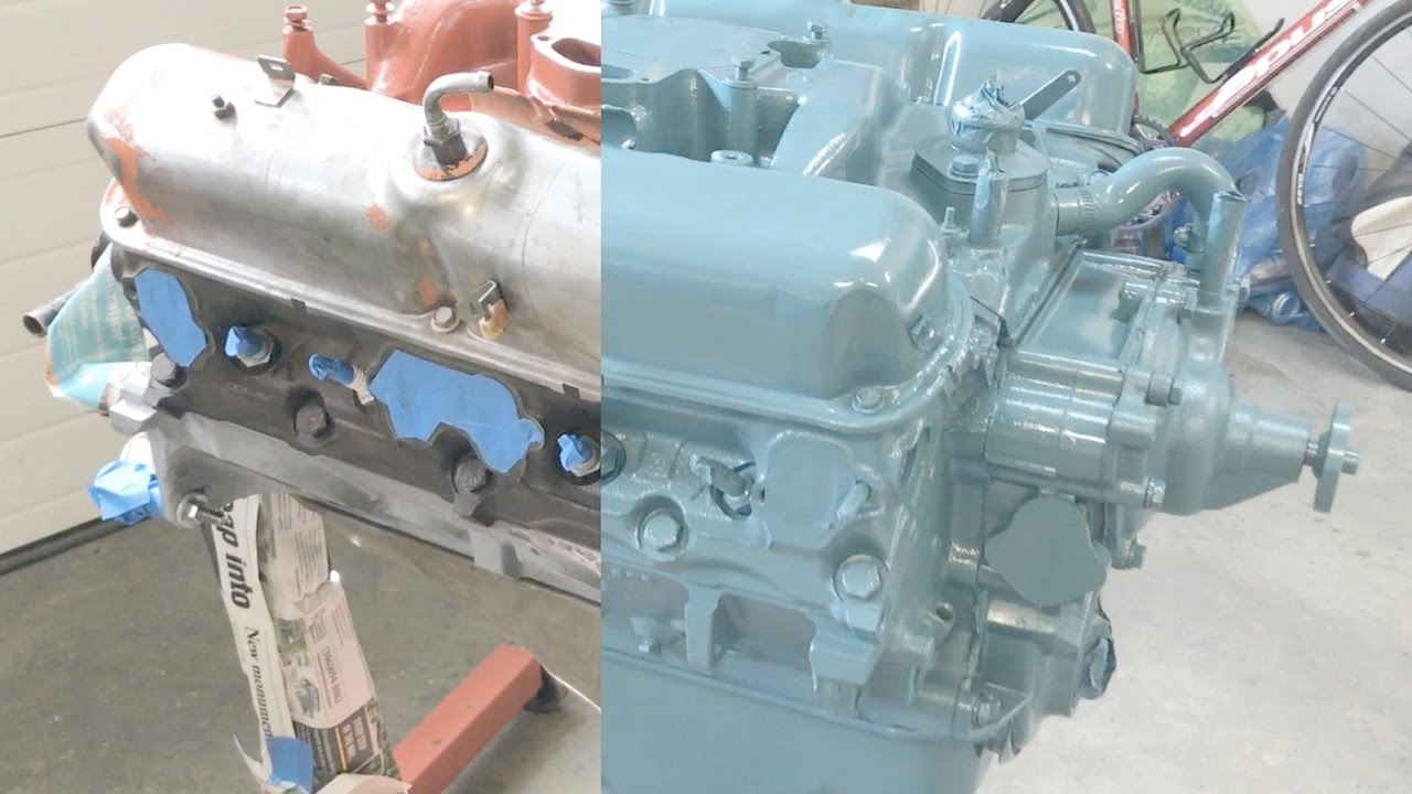 mopar 340 engine build
