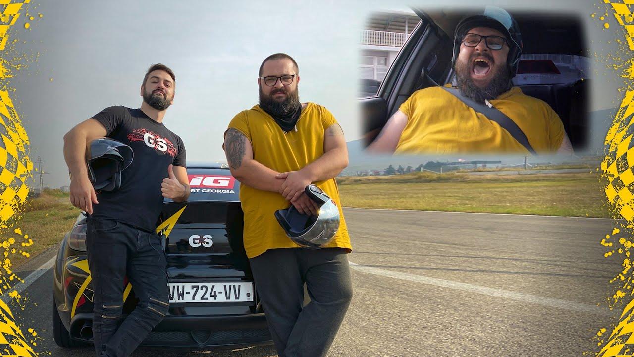 Drift Taxi – ჯენგო / Jengo – დრიფტ რეაქციები