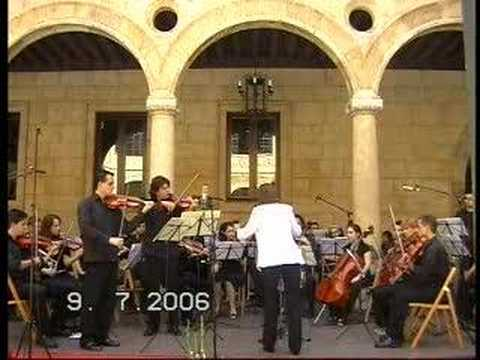 "Concertone in C major,K.190 (Mozart) I.- ""Allegro spiritoso"""