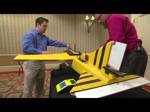 This remote controlled plane can hack you