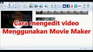 Download Video Cara Mengedit Video Dengan Movie Maker MP3 3GP MP4