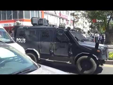Vali Karaloğlu, Diyarbakır'da korona virüs denetimlerine katıldı