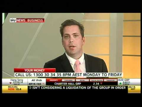 Chris Gray Your Money Your Call Property Sky News Business Channel 6 May 2011