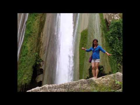 Dodiongan Falls Boulder Rock Climbing And River Trekking Shirley Bongbong Aug 3 2015