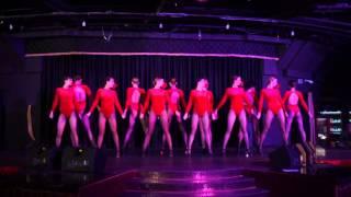 Коллектив Girls Time. Номинация Erotik Show. Чемпионат Ice Cherry 2015