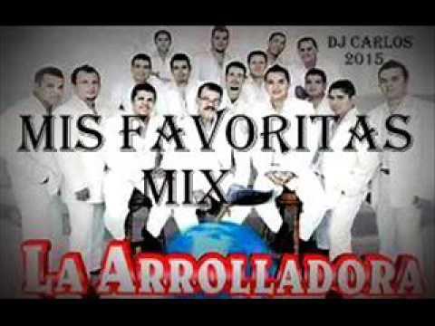 La Arrolladora Banda El limon Mix ( Sonido Superior 2015 )