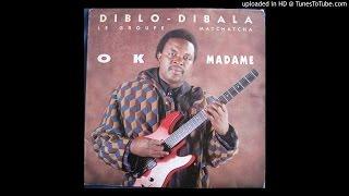 Diblo Dibala & Matchatcha: Ok madame vinyl (1993)