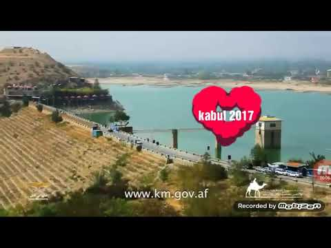 Kabul city 2018