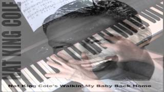 Walkin' My baby Back Home – Piano