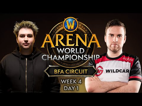 AWC BFA Circuit | Week 4 - Day 1 | Full VOD