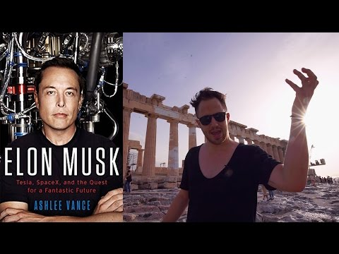 What I Learned From Tech Billionaire & Real Life Iron Man: Elon Musk