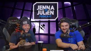 Jenna & Julien podcast moments that made me yodel