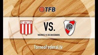 Metropolitana: Estudiantes de La Plata vs. River Plate   #TFB