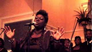 Carnel Davis & ITP - Over And Over (Vashawn Mitchell/Kim Burrell)