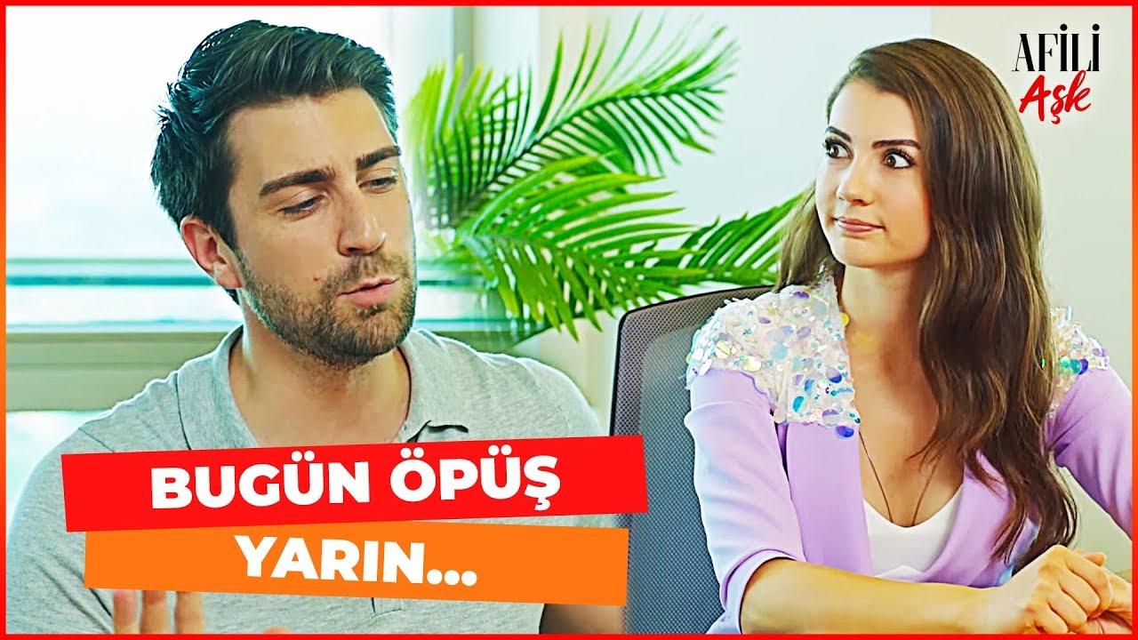 Takipçileri AYKER'in ÖPÜŞMESİNİ İstiyor - Afili Aşk 9. Bölüm