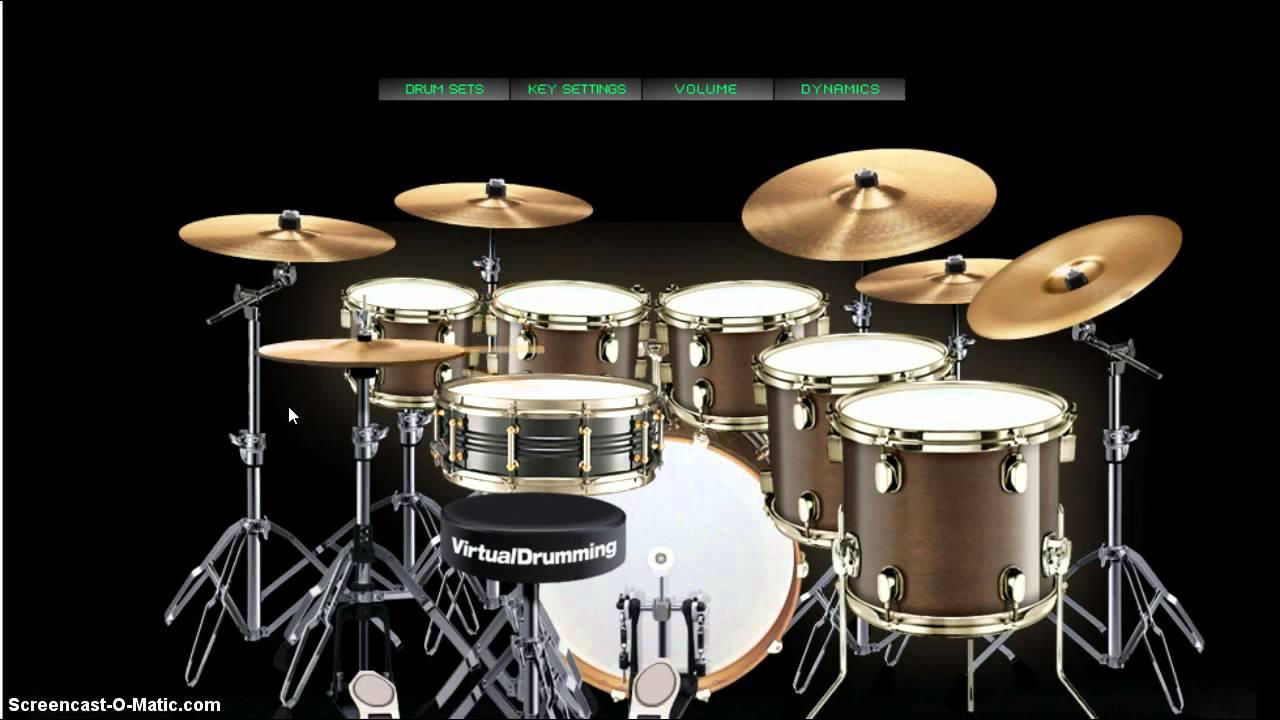 Virtual Drum Online