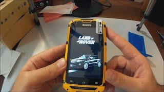 LandRover Discovery V6  smartphone unboxing  Aliexpress