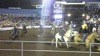 Tri State Rodeo Grand Entry 2012 T Bone