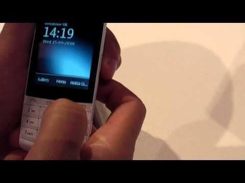 Nokia X3-02 Touch and Type Review HD ( in Romana ) - Nokia World 2010 - www.TelefonulTau.eu -