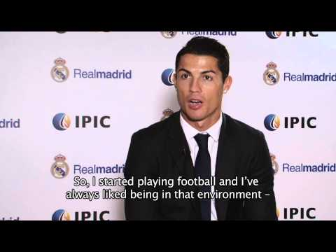 Real Madrid Stars Talk About the Benefits of the Deal With IPIC