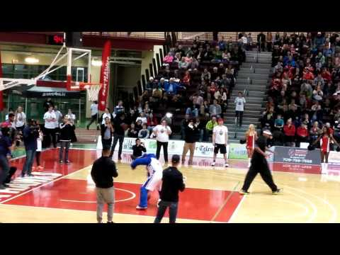 Memorial University Sea-Hawks: NBA come to town