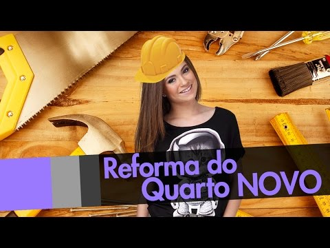 REFORMA DO QUARTO NOVO