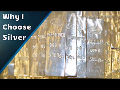 Top 3 Reasons to Buy Silver Over Gold