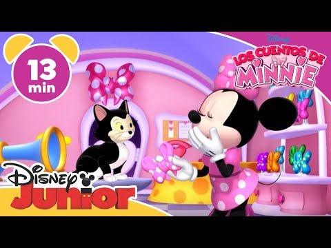 Los cuentos de Minnie: Episodios completos 1-5 | Disney Junior Oficial