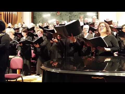 Northern Virginia Chorale  Merry Christmas, Merry Christmas  John Williams