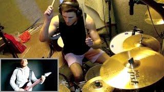 """Meshuggah - """"Elastic"""" Instrumental Cover"""