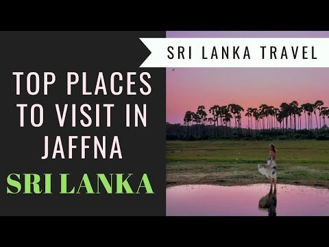 Amazing Places To Visit in Jaffna // Sri Lanka Travel Guide