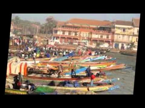 D J Boka and Nova Sambou Guinea Bissau and Gambia ONE LOVE