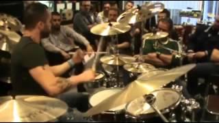 Φώτης Γιαννόπουλος - Drummers Cafe Vol. 1 - Part 2
