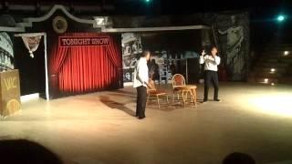 regency plaza comedy club