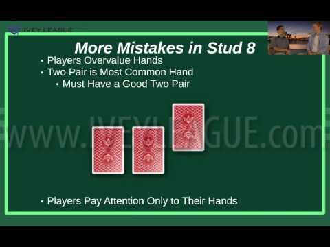Jonathan Tamayo & Cole South - Seven-Card Stud 8-or-Better
