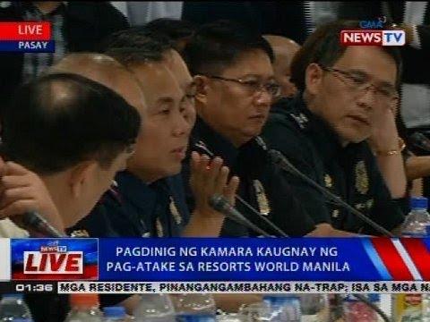 Imbestigasyon ng Kamara kaugnay sa pag-atake sa Resorts World Manila (Part 3)