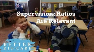 Supervision: Ratios Are Relevant