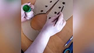 Игра-развлечение «Шнуровка»
